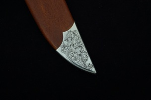 Tip of Cripe Bowie Sheath